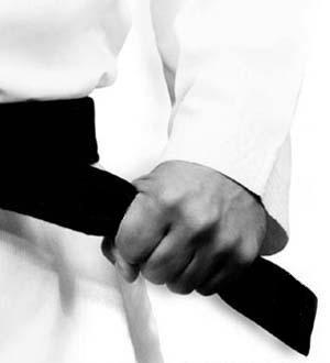 Ceinture noire - Judo Club Roquettes